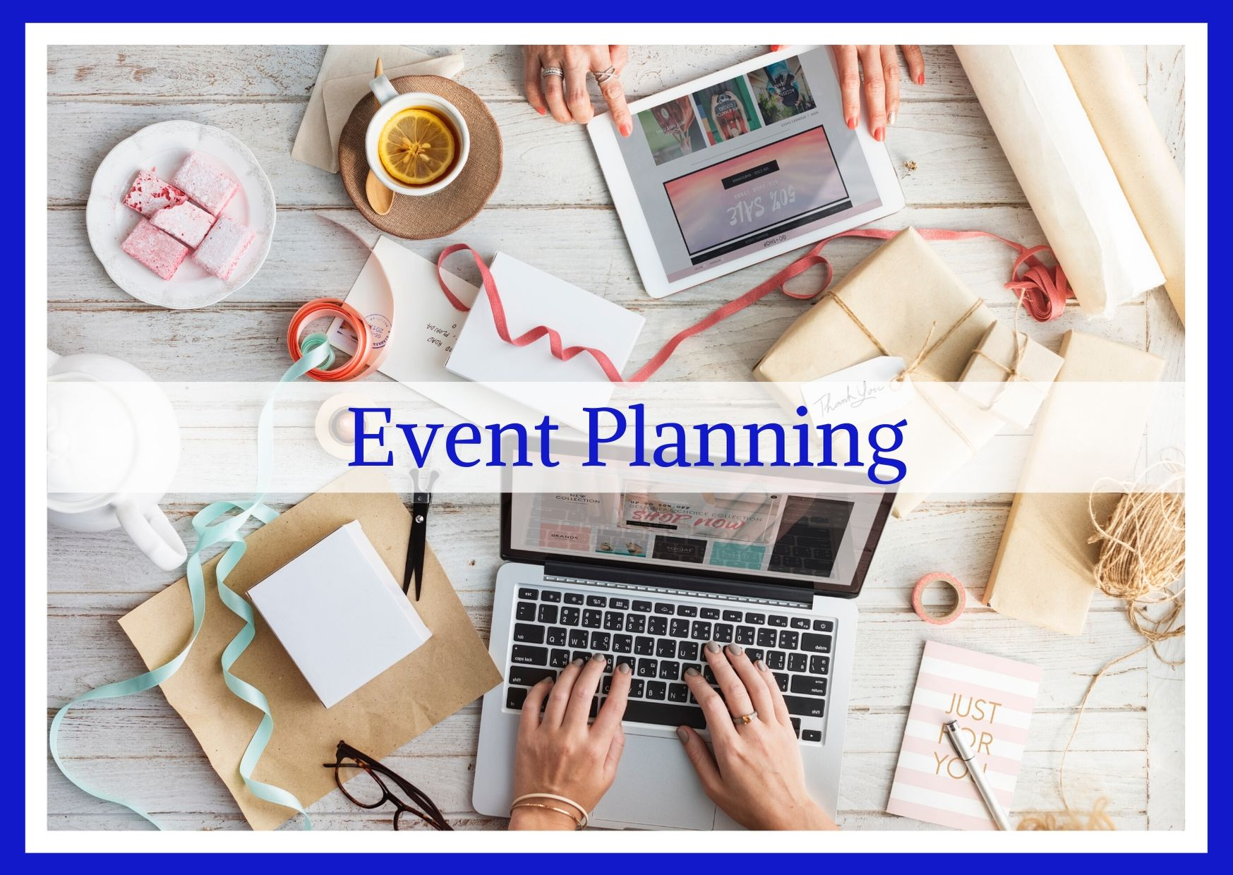 Taylor Made PA Lifestyle Personal Assistant Party and Celebration Planning