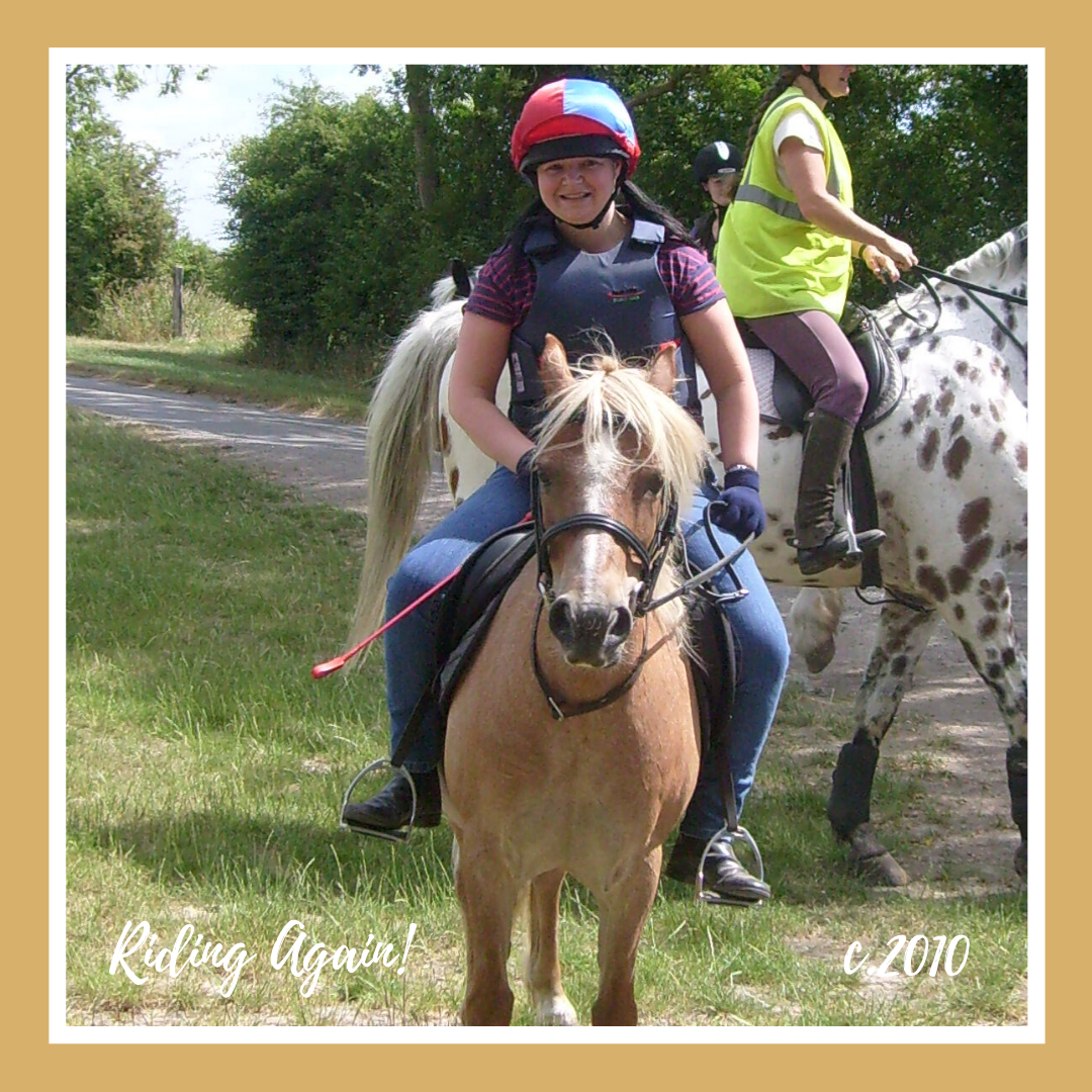 Taylor Made Equestrian Riding Again in 2010