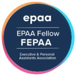 Taylor Made PA is a Fellow of the Executive Personal Assistant Association