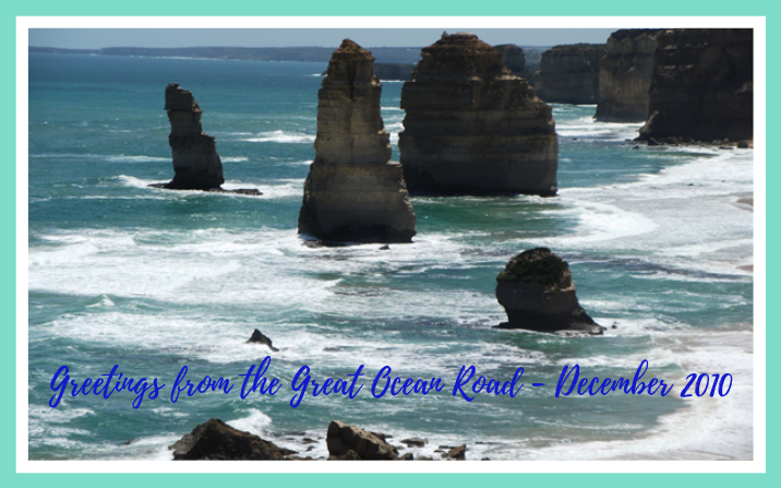 A Trip Along The Great Ocean Road Pt. 1