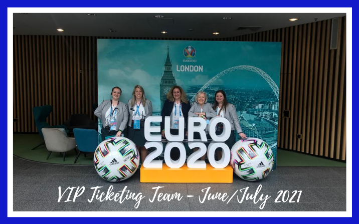 Volunteering at Euro 2020