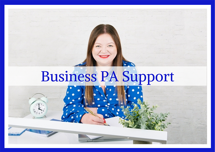 Taylor Made PA - Business PA Support