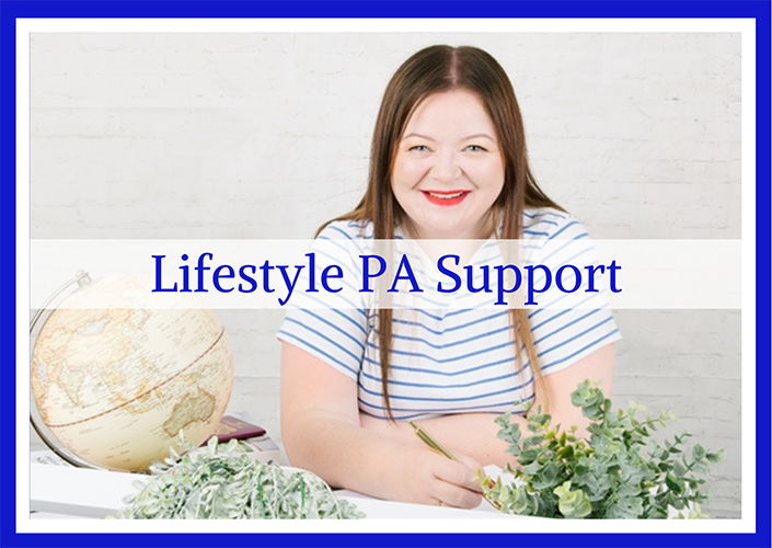 Taylor Made PA - Lifestyle PA Support