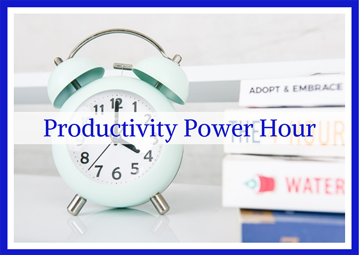 aylor Made PA - Productivity Power Hour