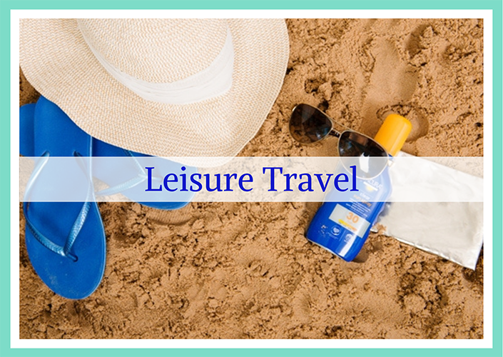 Taylor Made PA Travel Booking Services - Leisure Travel